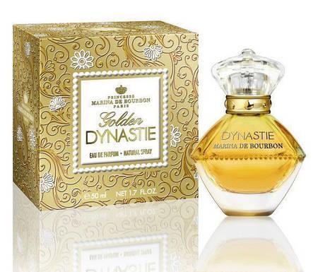 Парфюмированная вода Marina de Bourbon Golden Dynastie 50 ml