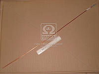 Трубка тормозная ГАЗ 3302,2705 (медь) (задн.разводка правая) L=885, М10х1,25  3302-3506040-01