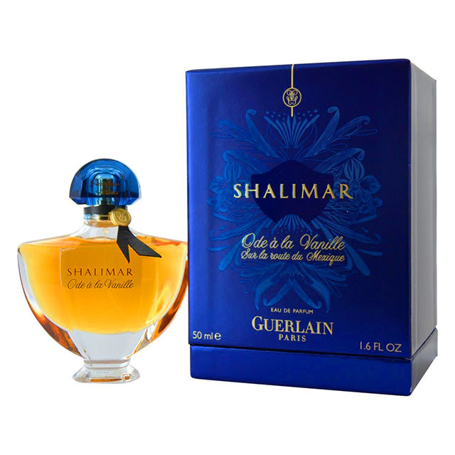 Духи Shalimar Ode a la Vanille