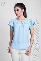 Легкая блуза 1330 BELLISE с рукавами крылышками