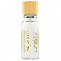 Масло для ногтей и кутикулы с витамином Е Sally Hansen Vitamin-E Nail & Cuticle Oil