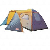 Палатка туристическая Coleman 1036 4-х местная