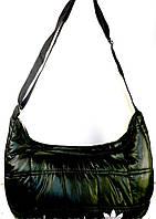 Дутые стеганные сумки под пуховик (ЧЕРНЫЙ), фото 1