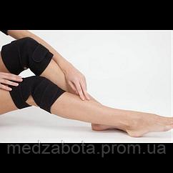 Бандаж коленного сустава согревающий из собачьей шерсти А 3055