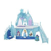 Игровой набор Disney Frozen Little Kingdom Elsa's Frozen Castle - Ледяной замок Эльзы Холодное сердце