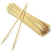 Бамбуковые палочки для шашлыка 40 см, 100 штук