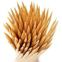 Бамбуковые шампура 25 см 2,5 мм 200 штук