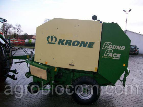 Пресс-подборщик Krone Round Pack Multi Cut 1550