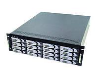 3U SAS J-BOD 16 дисков SAS/SATA-2 с одним расширителем (expander), без SAS кабеля, AIC. Серверный корпус AIC X