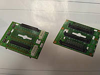 "BP-SCA-2Q Бэкплейн на 3хSCSI HDD (3.5""). Используется в 2Q/2G XPS версии корпусов. Один SCSI канал на 3 диска"