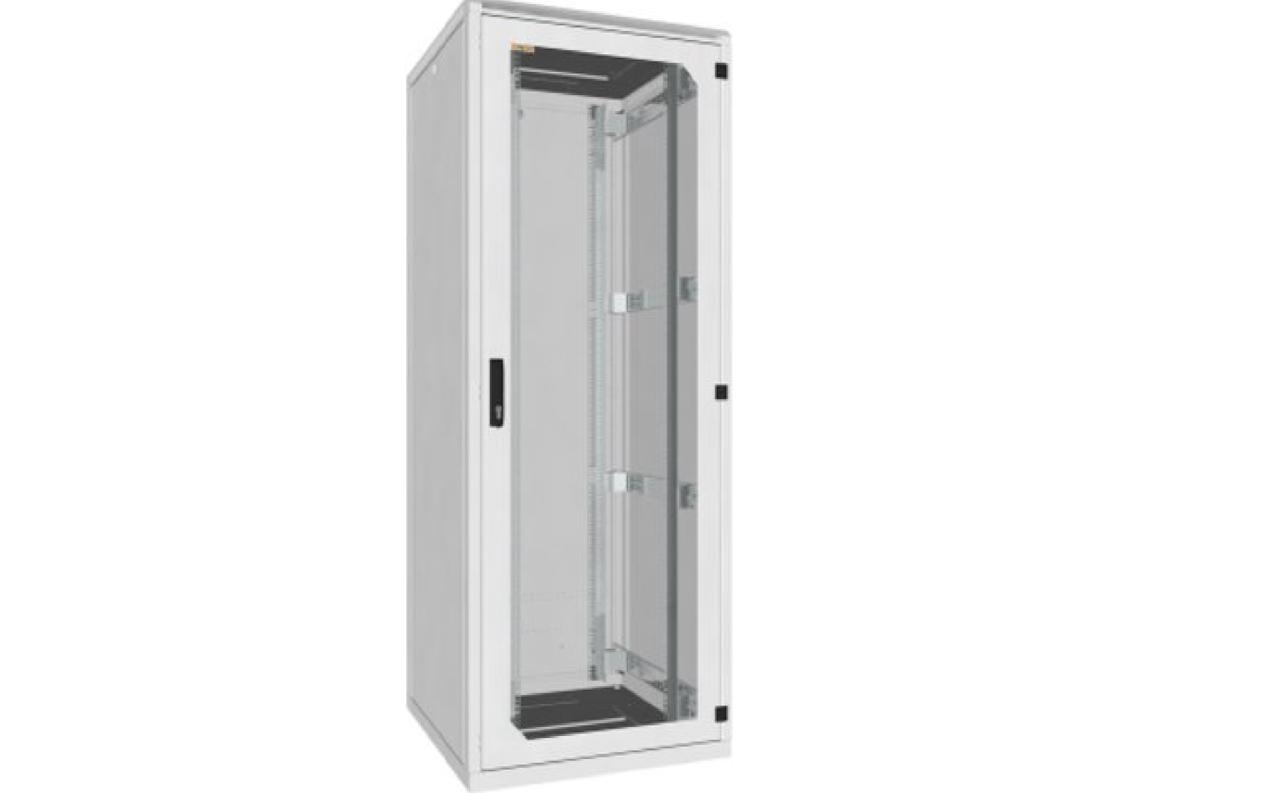 ROF-42-60/80 19 напольный шкаф, высота 42U [цвет всего шкафа: RAL 7035], Conteg.