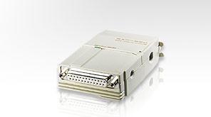 SXP-320A Конвертер, RS-232PARALLEL, DB25>Centronics36, Female>Male, Б.П. 9V, (COMLPT), ATEN