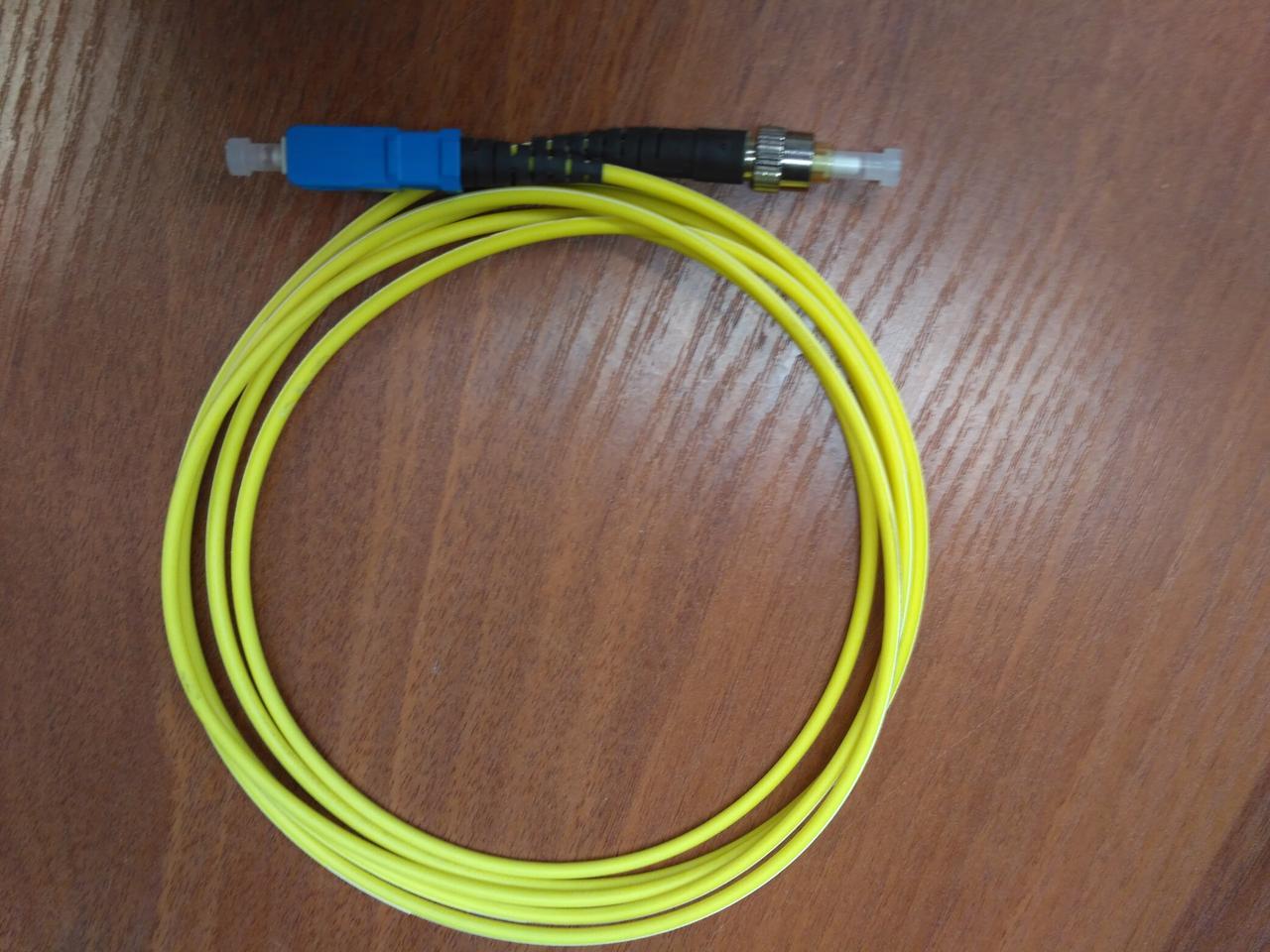 PC-2SCFC(SM) ВО патч-корд SC-FC SM 2m Simplex