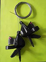 Манетки Shimano SL-M310 8 ск с тросиками