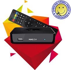 IPTV/OTT приставка MAG254 w1 (Встроенный WiFi)