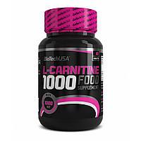 Жиросжигатель L-карнитин L-carnitine 1000 BiotechUSA
