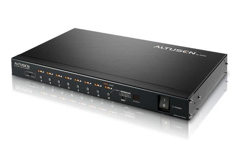 PN0108 8-портовый Power Over the NET™