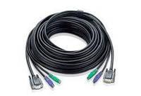 2L-1005P 5.0 м удлинитель PS / 2 кабелю / шнура 2L-100xP / C, 2L-500xP / C, ATEN.