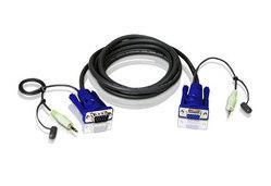 2L-2402A 1.8 м. кабель/шнур для VS-0202/ VS-0204/ VS-0116/ VS-0404 (LIN5-17X1-X21G), ATEN.