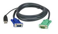 2L-5205U 5.0 м. кабель/шнур для CS-1708/1716, CS-1742/1744, ATEN.