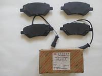 Колодки тормозные передние для Chery Elara (А21-6GN3501080BA)