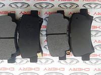 Колодки тормозные передние для Chery Jaggi (S21-3501080)