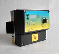 """Контроллер-регулятор отопительной системы """"KROS-5"""" для систем до 5,5 кВт"""