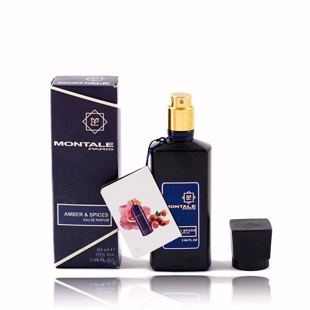Парфюмерная вода-спрей Мontale Amber & Spices Eau de parfum