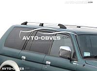 Рейлинги на крышу на Mitsubishi Pajero Sport I