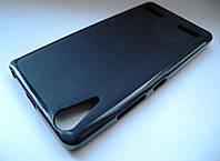 Чехол Lenovo A6000 A6010 K3 K30 черный бампер, фото 1