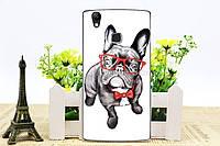 Чехол Бампер Doogee x5 max / х5 макс pro Dog