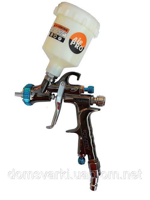 Краскопульт пневматический Air Pro AM8008 LVLP WB (0,8 мм)