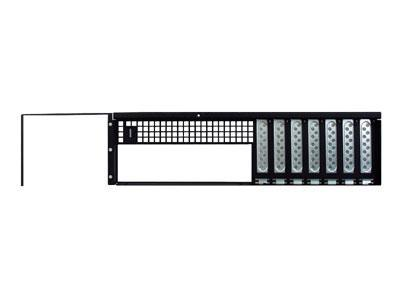 BR-2U32 Задняя панель для 7 слотов low profile для корпусів 2Q/2N/2F/2K, AIC