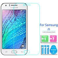 Защитное стекло для Samsung J5 2015 J500H J500F J500