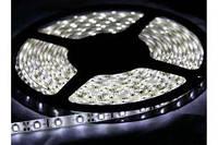 Светодиодная лента LED 5050 W белый, 60 диодов на метр