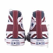 Кеды высокие Converse All Star II England, фото 2