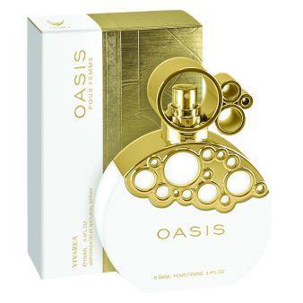 Женская парфюмерная вода Oasis 100ml. Vivarea. Emper.