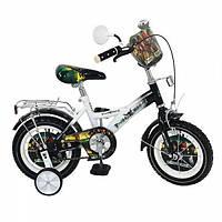 """Детский двухколесный велосипед """"Пираты"""" 12"""""""
