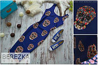 Женское летнее Платье  майка Череп-  голубое р. 42,44,46