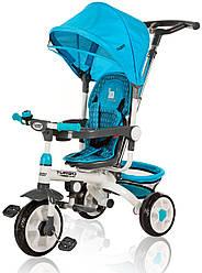Трехколесный велосипед Smo blue 2722
