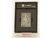 Электроимпульсная зажигалка USB в подарочной упаковке HONEST PZ5354