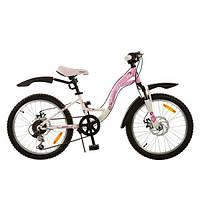 Велосипед спортивный для девочки 941G 20 дюймов