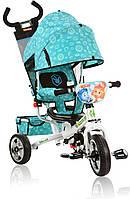 Трехколесный велосипед-коляска Фиксики 0054