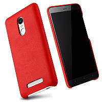 Чехол Lenuo для Xiaomi Redmi Note 3 SE / Note 3 Pro Special Edition 152 бампер оригинальный red