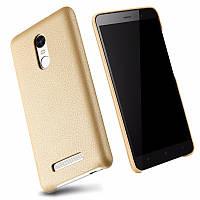 Чехол Lenuo для Xiaomi Redmi Note 3 SE / Note 3 Pro Special Edition 152 бампер gold