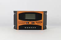 Солнечный контроллер Solar controler 30A LD-530A UKC, контроллер для солнечной батареи