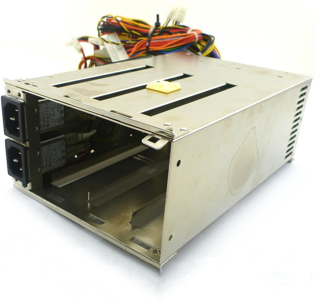 MR3-6460P/EPS Корзина для модулей PS/2 блока питания EPS12V с резервированием 2+1 460 Ватт Active  PFC