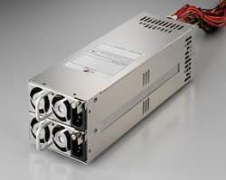 R2W-5600P3V/EPS 2U Двойной блок питания EMACS 600Вт (2х600Вт, R2W-5600P-R) с резервированием (1+1), EPS12V, Ак