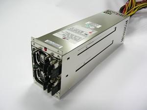 R2G-5800V/EPS Двойной блок питания EMACS 800Вт (2х800Вт, GIN-3800V) с резервированием (1+1), EPS12V, Активный