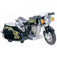 Мотоцикл для детей Harley c коляской 6688